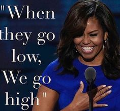 Michelle Obama is truly magic, she should have ran for president! Read my article that just got published to find out the 7 lessons we can all take away from Michelle's amazing speech at the DNC! Michelle Obama Quotes, Barack And Michelle, Joe Biden, Durham, Black History Quotes, Protest Signs, Lessons Learned, Barack Obama, Role Models
