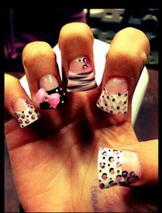 duck nails design  96 best Duck Feet, Flare, Fan Nails images on Pinterest | Duck feet ...