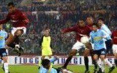 Il tacco di Alberto Cappello alla Mancini #cappello #mancini #goal #calcio