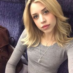Peaches Geldof wrote and presented her own documentary TV programme, Peaches Geldof: Teenage Mind.