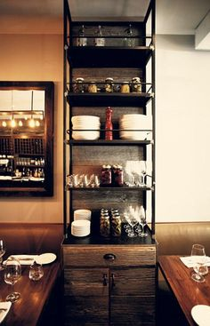 Take-out decor ideas from a trendy Toronto restaurant | Sarah Richardson Design
