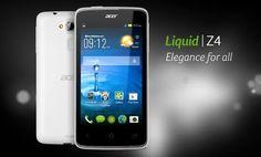 Test smartfona #Acer Liquid Z4. Model za złotówkę też może być innowacyjny #test #review #smartphone #android #gadget