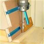 Bob's Plans - Pocket Hole Drill Press Jig