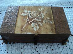 É linda esta caixa!