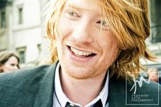 Domhnall Green! Go, hot ginger men! I can't get enough of them :oD