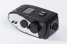 Bolex digital monochrome 4K Cinema Camera D16M.