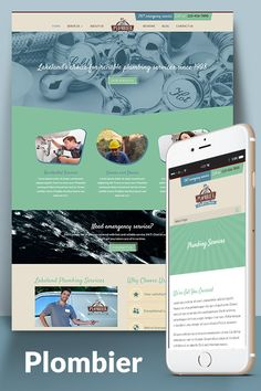 PLOMBIER is a premium Divi child theme with a retro vibe designed with plumbers in mind. Plombier f Mindfulness, Retro, Children, Business, Cover, Design, Young Children, Neo Traditional, Kids