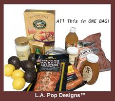 WOW - Shop w/ these #expandablegrocerybags and fit ALL this in ONE BAG! L.A. Pop Designs (TM) Available @ Amazon >> http://www.amazon.com/Pop-Design-Expandable-Eco-Friendly-Lightweight/dp/B00UHAMMDG/ref=sr_1_11?s=kitchen&ie=UTF8&qid=1441752180&sr=1-11&keywords=shopping+bags
