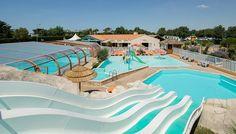 Parc aquatique - Yelloh Village La Pomme de Pin **** - Saint Hilaire de Riez (Vendée)
