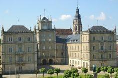Coburg - Schloß Ehrenburg