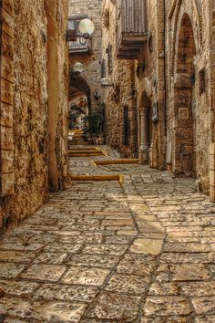 Jaffa Street, Tel Aviv, Israel - Double click on the photo to get or sell a travel itinerary to #Israel