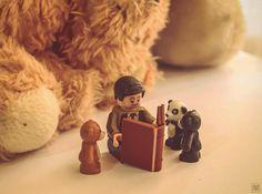 [ Once upon a time.. ]  #igfotoys #legographerid #toysportal #toysfirst #infigs by naufaldinaufal
