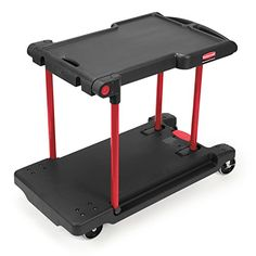 Rubbermaid Commercial Convertible Utility Cart Black FG430000BLA * You can get more details by clicking on the image.Note:It is affiliate link to Amazon.