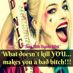 That's rite 😜 Boss Babe Quotes, Sassy Quotes, Badass Quotes, True Quotes, Great Quotes, Qoutes, Harly Quinn Quotes, Joker Quotes, Joker And Harley Quinn