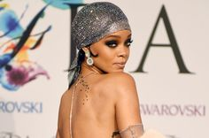 Rihanna Sparkles In See-Through Gown at CFDA Awards | Billboard