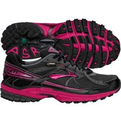 Womens Trail Running Shoes Brooks 17
