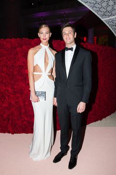 Vogue - Exclusive! Inside the 2016 Met Gala - Karlie Kloss and Joshua Kushner