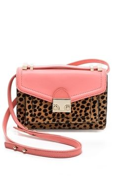 Loeffler Randall Mini Haircalf Rider Bag / レフラー ランドール ミニカーフヘアーショルダー shopstyle.co.jp