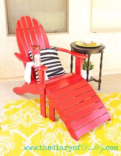 the Diary of DavesWife created a beautiful Back Patio with awesome finds from @WorldMarket