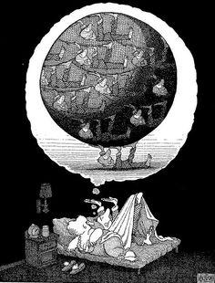 Quino Vs The World, Humor Grafico, Comic Strips, Funny Images, Illustrators, Illusions, Illustration Art, Cartoon, Comics