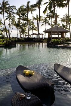 Ko Olina Beach, Hawaii - our pool