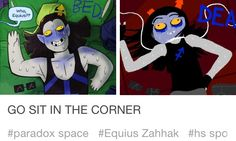 Paradox Space tag on tumblr