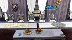 Sims 4 CC's - The Best: Recolors Furniture by El Taller de Mane