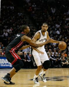 Miami Heat vs. San Antonio Spurs - Photos - June 16, 2013 - ESPN