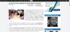 Las listas de niños admitidos en Infantil salen el 2 de junio | Alicante Press