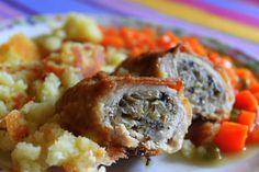 gotuj się do gotowania!: Roladki schabowe z kiszoną kapustą