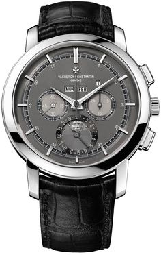The Watch Quote: The Vacheron Constantin Patrimony Traditionnelle Chronograph Perpetual Calendar watch