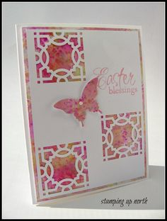 stamping up north with laurie: Easter blessings