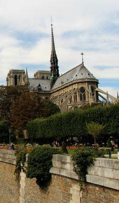 Notre-Dame de Paris #France
