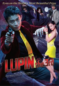 Lupin the Third (japan)