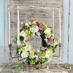 Gregor Lersch, Design Projects, Floral Design, Floral Wreath, Wreaths, Creative, Flowers, Artist, Inspiration