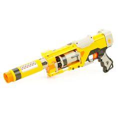 Image detail for -Nerf N-Strike Spectre Rev-5 Dart Blaster, Air Blaster Toy Gun, Nerf ...