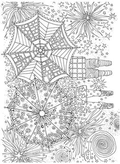"Creative Haven ""Let There Be Love"" Coloring Book 