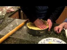 Another Easter Classic: Pizza Gaina – Cooking with Mama Lombardo Cheese Pies, Meat And Cheese, Easter Dinner, Easter Brunch, Pizzagaina Recipe, Pizza Gain, Easter Cookies, Easter Cake, Italian Easter Pie