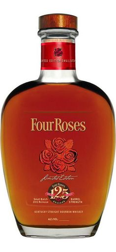 ☆ Four Roses 2013 Limited Edition Kentucky Straight Bourbon Whiskey ☞ Small Batch » Only 8000 Bottles to Be Released ☆