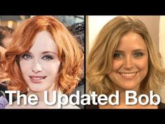 How to Get the Curly Bob (Christina Hendricks's Emmys Hairstyle) - http://maxblog.com/11766/how-to-get-the-curly-bob-christina-hendrickss-emmys-hairstyle/