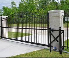 Image result for sliding gates design