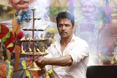 Arjun Sarja in Jaihind 2
