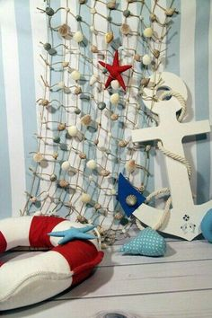 Nautical Party, Nautical Wedding, Marine Style, Sailor Theme, Boy Decor, Ocean Themes, Photography Backdrops, Coastal Decor, Holidays And Events