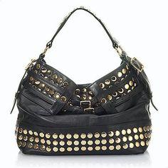 studded bag