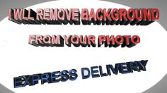 zarko123: remove BACKGROUND up to 3 photos in 18h for $5, on fiverr.com