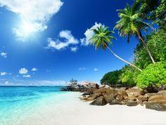 Beach Sea Italy HD desktop wallpaper Widescreen High