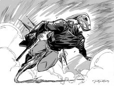 The Rocketeer by Khary Randolph