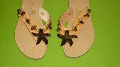 Χειροτεχνημα - Handmade: Σαγιοναρες - Sandals Gladiator Sandals, Shoes, Fashion, Moda, Zapatos, Shoes Outlet, Fashion Styles, Shoe, Footwear
