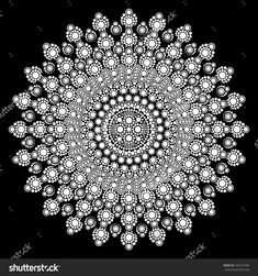 Imagini pentru aboriginal dot painting black and white