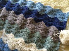Crochet with Søstrene Grene